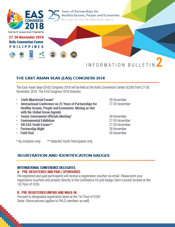Information Bulletin 2