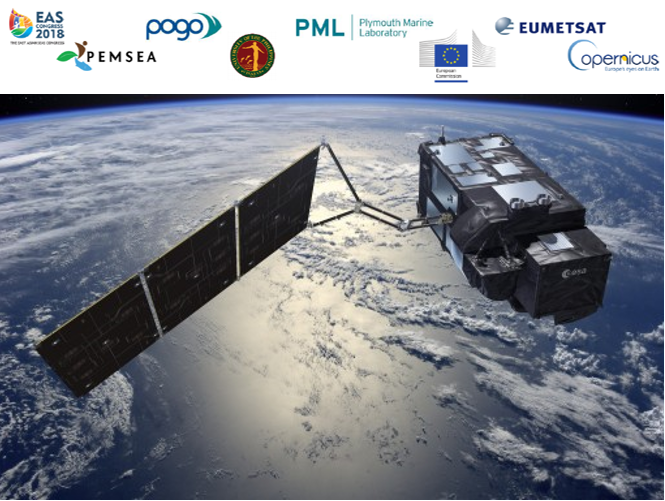 Call for Applications: Accessing and working with state of the art satellite data for marine applications