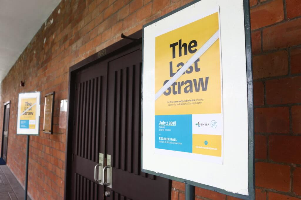 The Last Straw Katipunan: encouraging sustainability in Loyola Heights