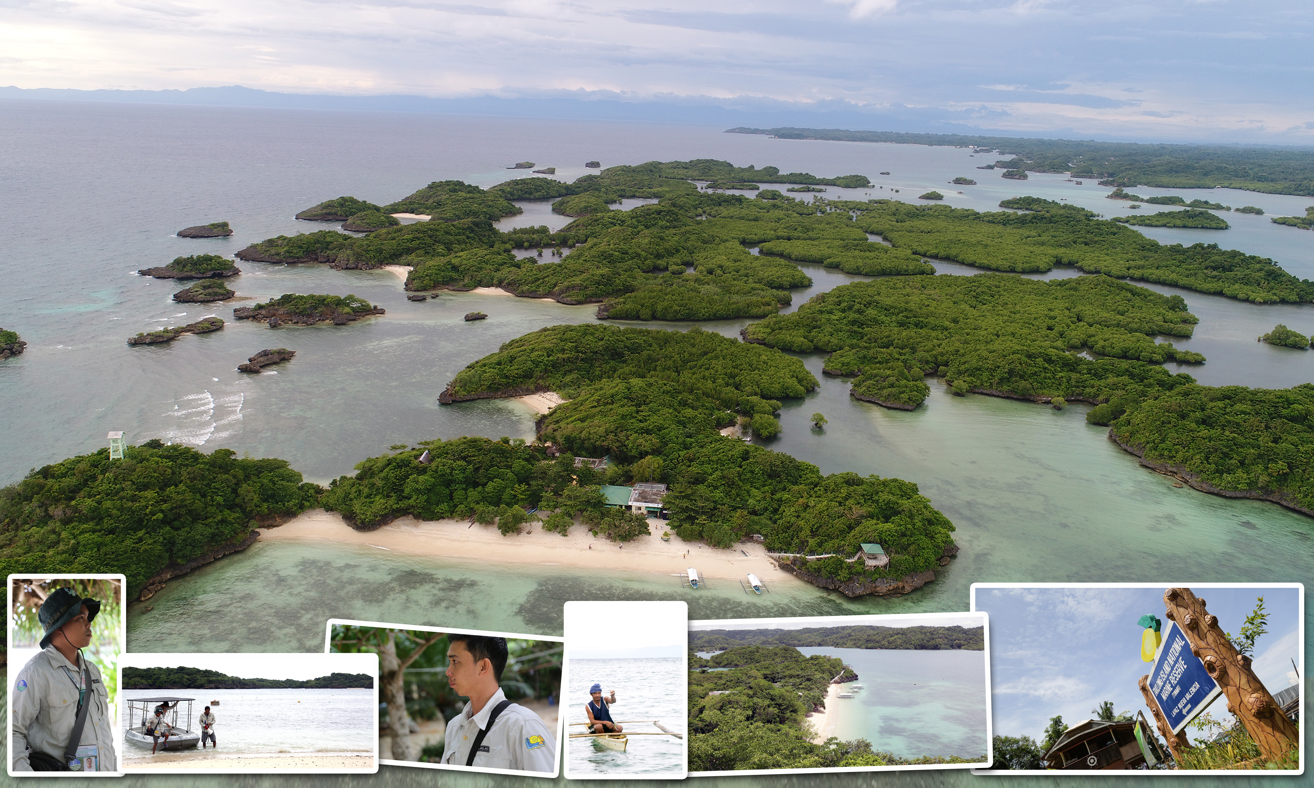 Taklong Island NMR: 'Jewel of Guimaras'