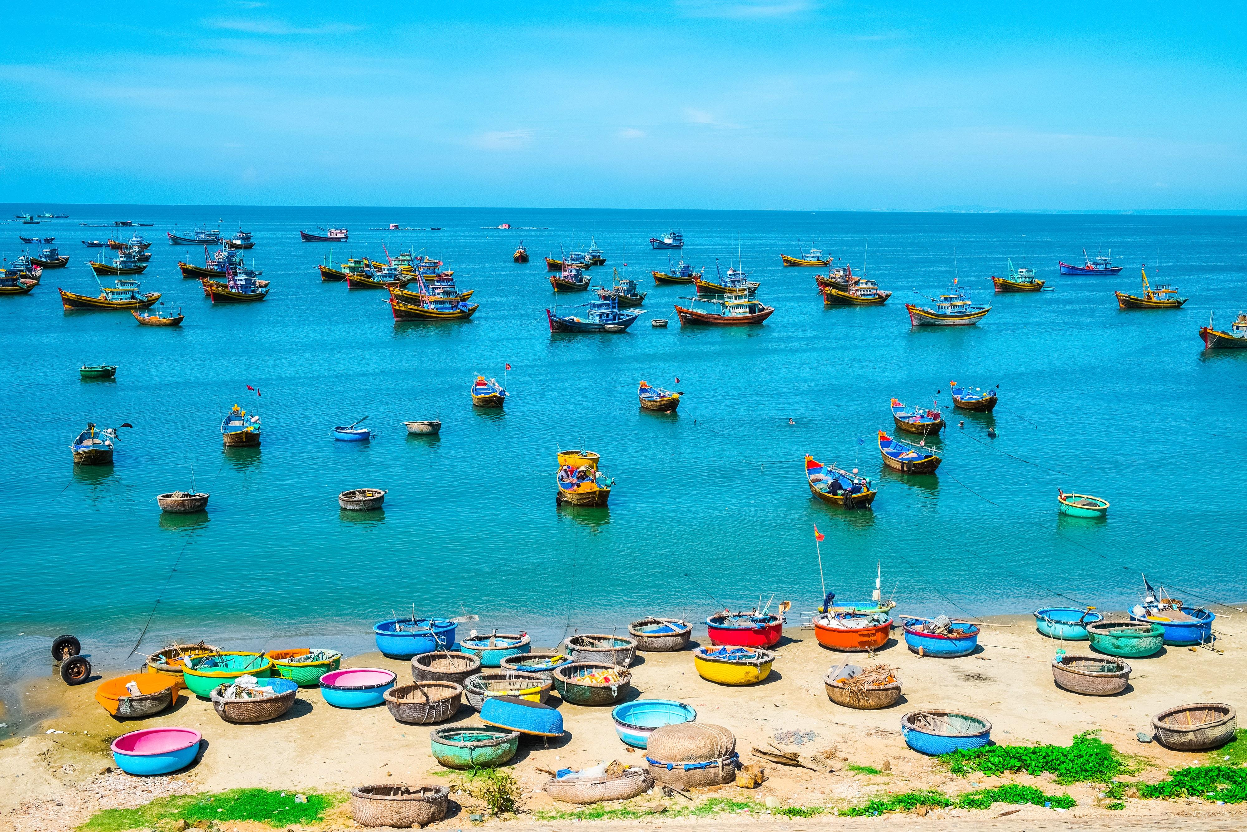 Towards an Ocean-Based Blue Economy