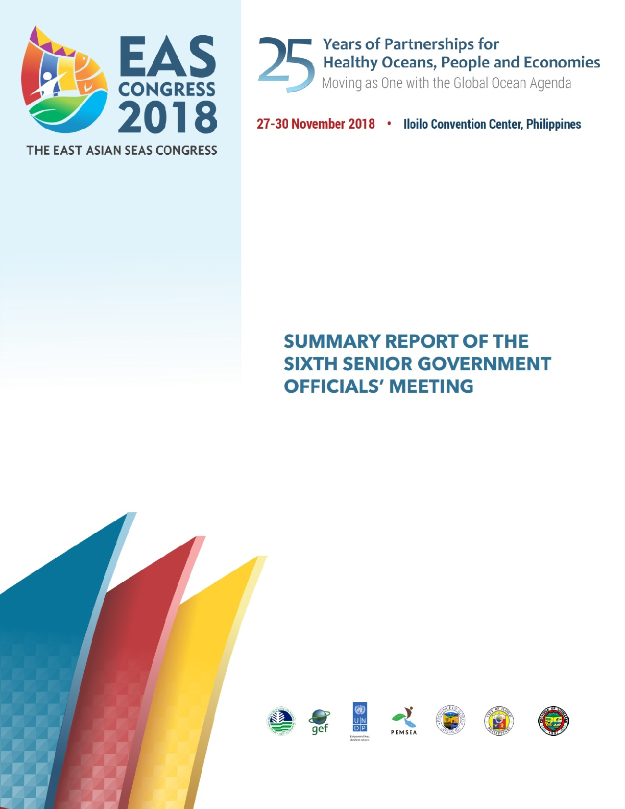 EASC 2018 Summary Report on Senior Government Officials' Meeting